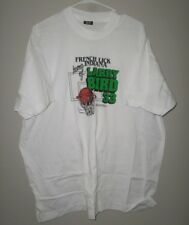 LARRY BIRD vtg 2XL tee Boston Celtics T shirt French Lick 1980s Indiana XXL