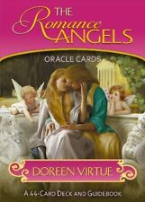 Romance Angel Oracle Card Deck manual Guidebook New Edition DOREEN VIRTUE