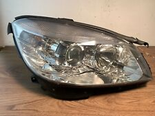 Mercedes C Class W204 2009 Driver Side Headlight A2048208661 Free Delivery #6