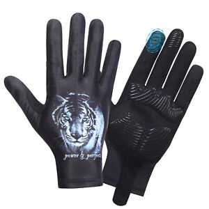 Mountain Bike Bicycle Cycling Full Finger Gloves Riding Touchscreen