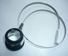oculaire horloger LOUPE fabrication de montres Joallier Serre-tête yeux loupe,
