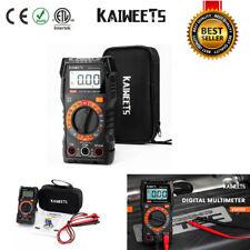 Kaiweets Km100 Multimeter True Rms Digital Clamp Meters Auto Range With Ncv Video