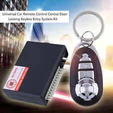 Universal Car Lock Keyless Entry System Auto Remote Central Kit Control Box OK