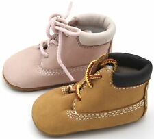 TIMBERLAND JUNIOR BABY GIRL BOY UNISEX ANKLE BOOTS BOOTIES+CAP 10415 - 10413