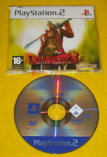 DEVIL MAY CRY 3 Ps2 Versione Promo Europea gioco completo »»»»» SOLO DISCO