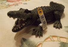 SCHLEICH - WILD LIFE - Krokodil 14378 aus dem Jahr 2014 - mit Fähnchen