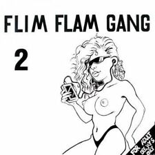 "Flim Flam Gang Don't look into the future (1987) [Maxi 12""]"
