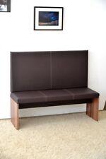 M / big Wand-Kissen Keil-form Keilwandkissen Kunstleder Montage-Set 115 x 55 cm