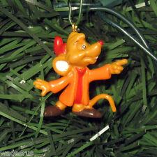 Cinderella JAQ Mouse - Mini Custom Christmas Tree Ornament Decoration Holiday