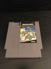 Original Nintendo Teenage Mutant Ninja Turtles (Cleaned,Tested)