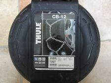 THULE KONIG SNOW CHAINS CB-12 - Size 097