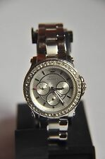 Juicy Couture Ladies Multi Dial Silver bracelet  Watch ~~AB+238
