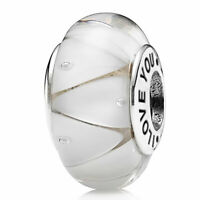 I Love You Charm - S925 Sterling Silver Murano Bead Mum Nan Wife Daughter Sister