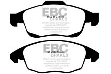 EBC Ultimax Front Brake Pads Citroen Berlingo Multispace 1.6 (95 BHP) (2010 on)