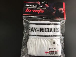 """New Gray Nicolls Boys's Cover Point Cricket football rugby sports Briefs 26-27"""""""