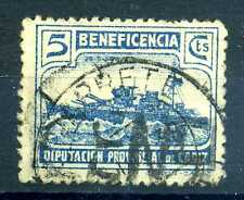 SPAIN - SPAGNA - 1936/1939  - Emissioni locali.CADICE.Consiglio provincialeS2112