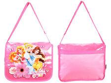 Princess 'I'm a princess' despatch/messenger bag with one main compartment