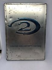 Xbox - Halo 2 Limited Collector's Edition Steel Book - Preowned