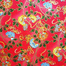 (kaw5483) KAW design Yuzen washi paper 22x31 cm.