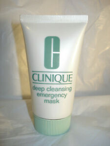 CLINIQUE DEEP CLEANSING EMERGENCY MASK 1 oz
