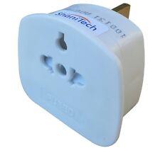 ShaniTech Travel Adaptor Plug Visitor From USA Australia EU China To UK Adapter