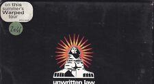 UNWRITTEN LAW - same CD
