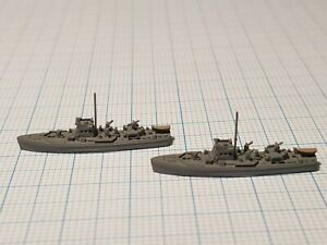 Neptun 1/1250 N1387a SC-Type Submarine Chaser USA WWII 1942 x 2