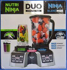NUTRI BL2012 BLENDMAX DUO BLENDER FASTEST MOST POWERFUL1600WATTS w AUTO-IQ BOOST