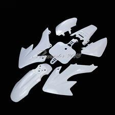 CRF50 XR50 Fairing Plastic Fender Kit For Honda Piranha SSR Thumpstar Stomp SDG