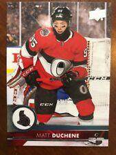 2017-18 UD Hockey SP Authentic Update #503 Matt Duchene