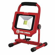 King Canada Tools KC-2401LED LED WORK LIGHT 2400 LUMENS indoor outdoor 40 LED's