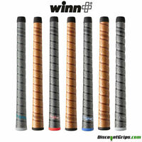 DTWR - Winn Dri-Tac Wrap Golf Grip - CHOOSE YOUR SIZE AND COLOR