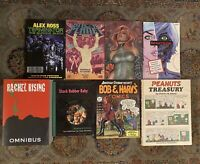 Independent TPB Lot Terminator Bitch Planet Dawn Izombie Rachel Rising Peanuts +