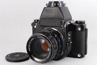 【Ex+++】Pentax 67 Late Model w/Takumar 6x7 105mm F2.4 Waist level From Japan #106