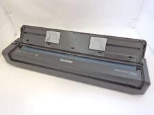 Brother PocketJet 6 Plus Bluetooth Portable Thermal Printer (PJ663) USED GOOD