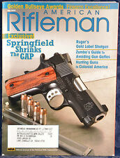 "Magazine American Rifleman MAY 2005 ""PARA-ORDNANCE PXT LTC PISTOL"""
