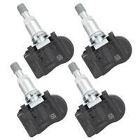 4Pcs TPMS TIRE PRESSURE SENSOR BHB637140 For Mazda 2 3 5 6 CX3 CX 5 CX7 MX5 os3