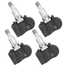 4PCS TPMS TIRE PRESSURE SENSOR BHB637140 For Mazda 2 3 5 6 CX3 CX 5 CX7 MX5