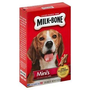 Milk-Bone Mini's Dog Treats 15 oz Box