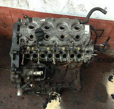 TOYOTA AVENSIS 2004 2.0 D4D GENUINE COMPLETE ENGINE 1CD-FTV NO INJECTORS & RAIL