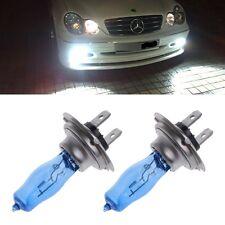 1 Pair H7 55W 12V HOD Xenon White 6000k Halogen Car Head Light Globe Bulb Lamp