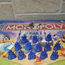 Monopoly Disney Edition Replacements Pieces Parts 13 Sleeping Beauty Castles