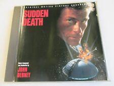 SUDDEN DEATH - JOHN DEBNEY (1995) !! Original Soundtrack !!