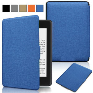 Slim Magnetic PU Leather Smart Case Cover For Amazon Kindle Paperwhite 1234 2018