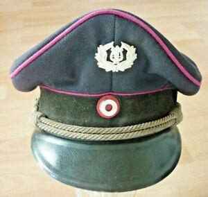 Schirmmütze, Uniformmütze, Feuerwehr Musiker (Art.5173)
