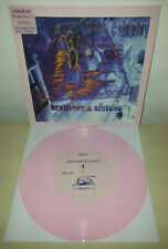 COLDPLAY - BROTHERS & SISTERS - PINK - 7""