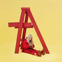 Billie Eilish - dont smile at me (NEW CD)