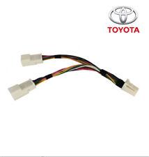 Câble en Y pour autoradios Toyota avec chargeur CD