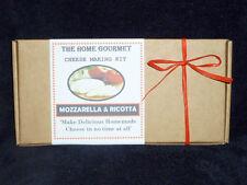 Make Your Own 'Mozzarella & Ricotta' Cheese Kit *Free Delivery*