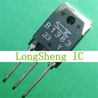 5PCS 2SB1383 TO-3P Silicon PNP Epitaxial Planar Transistor new